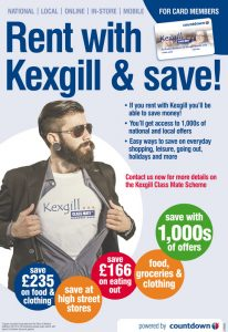 Rent & Save with Kexgill Nottingham