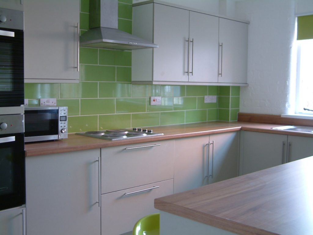 Student Kitchen in Nottingham