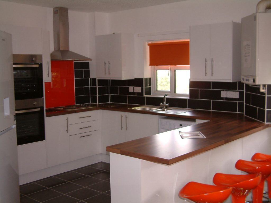 Student House Nottingham Kitchen